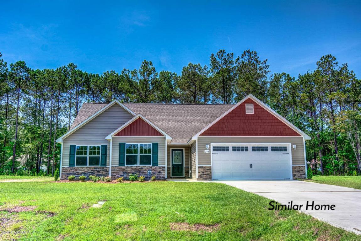 406 Mccall Drive, Jacksonville, NC 28540 (MLS #100029515) :: Century 21 Sweyer & Associates