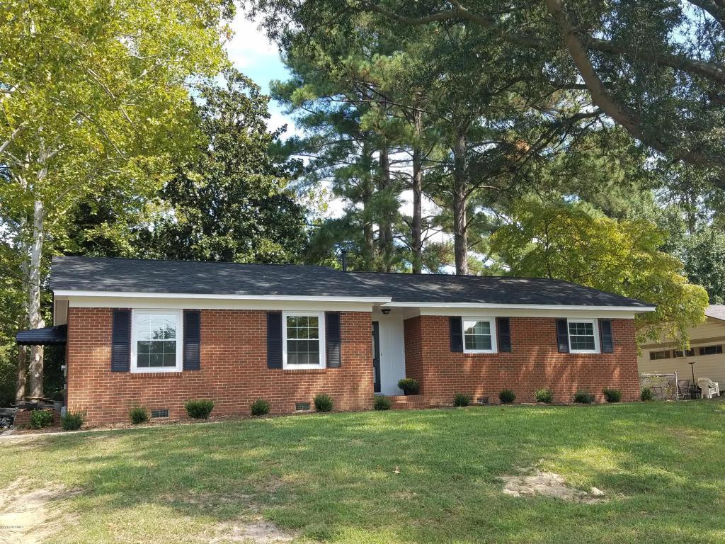 1716 Hillcrest Drive W, Wilson, NC 27893 (MLS #100029522) :: Century 21 Sweyer & Associates