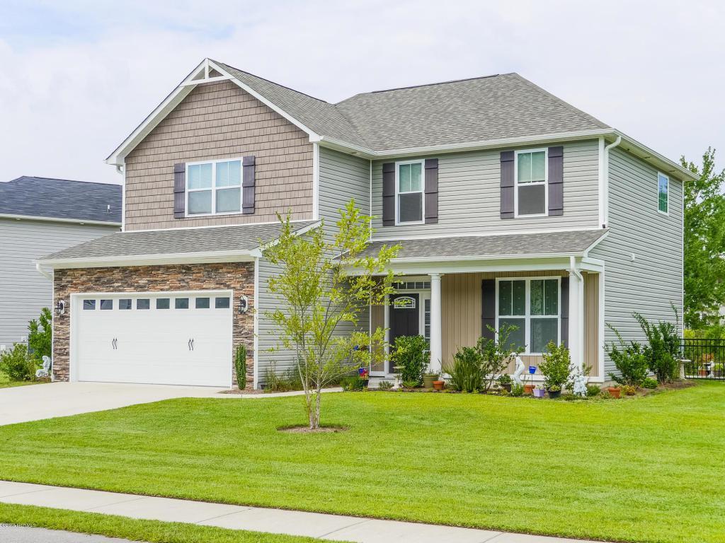 202 Chalet Road, Holly Ridge, NC 28445 (MLS #100029526) :: Century 21 Sweyer & Associates