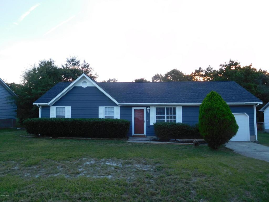 307 Cinnamon Drive, Hubert, NC 28539 (MLS #100029583) :: Century 21 Sweyer & Associates