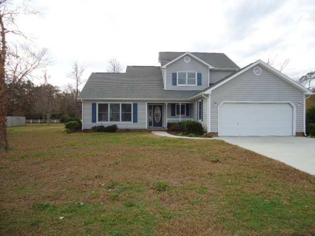 311 Foster Creek Road, Swansboro, NC 28584 (MLS #100029654) :: Century 21 Sweyer & Associates
