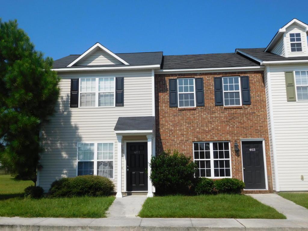 403 Timberlake Trail, Jacksonville, NC 28546 (MLS #100029667) :: Century 21 Sweyer & Associates