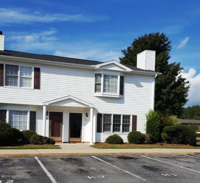 3336 Landmark Street H1, Greenville, NC 27834 (MLS #100029668) :: Century 21 Sweyer & Associates