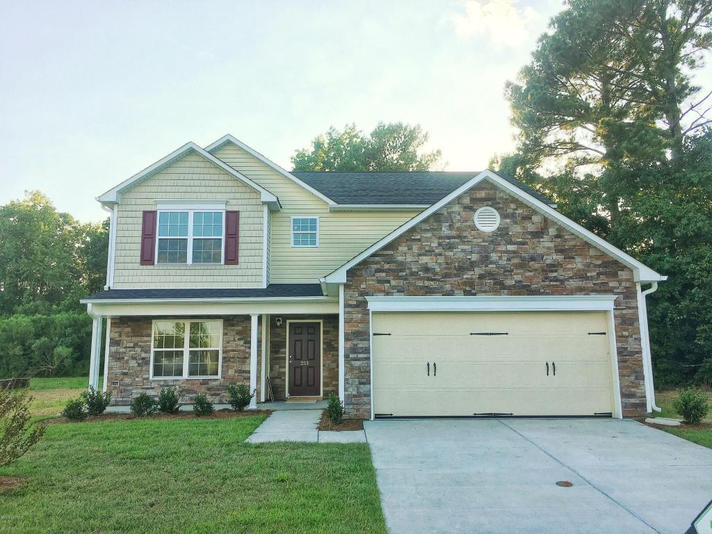 107 Fort Charles Drive NW, Supply, NC 28462 (MLS #100029682) :: Century 21 Sweyer & Associates