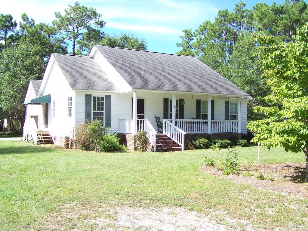 1159 Longleaf Drive, Southport, NC 28461 (MLS #100029766) :: Century 21 Sweyer & Associates