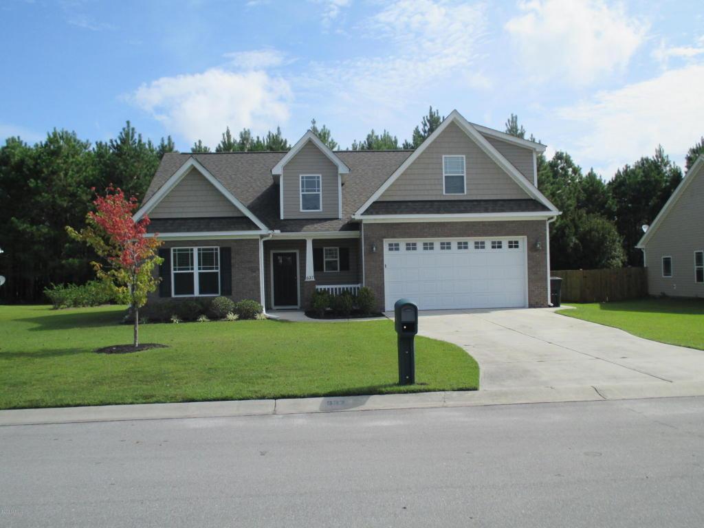 637 Edgewood Avenue, Newport, NC 28570 (MLS #100029849) :: Century 21 Sweyer & Associates