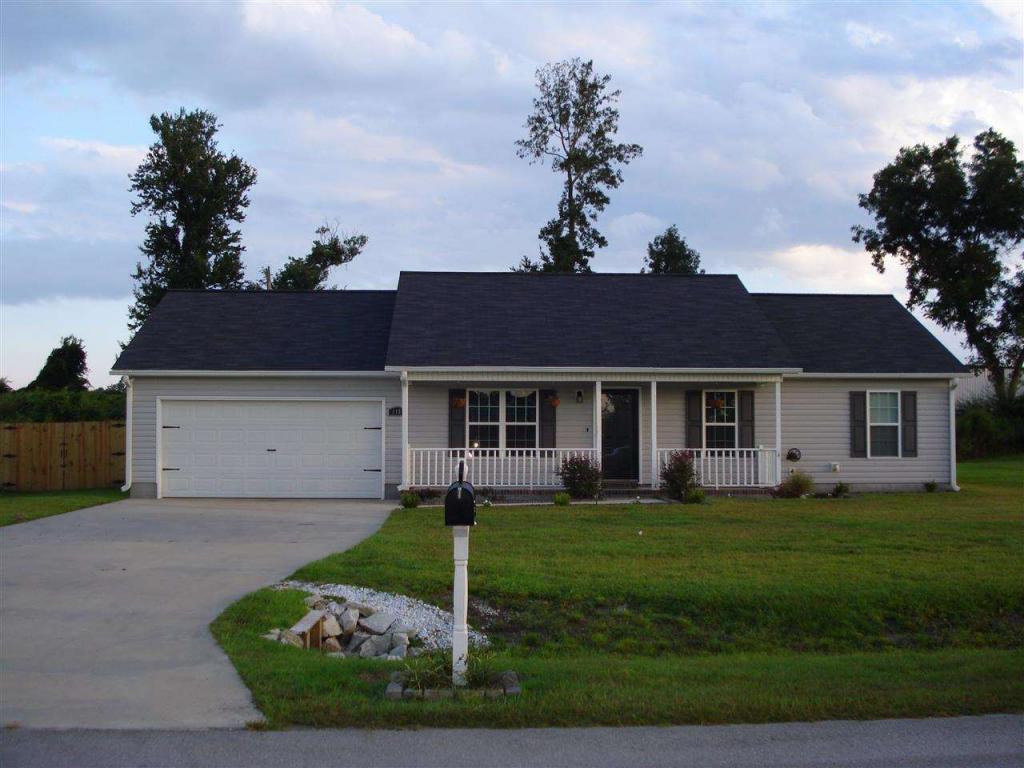 118 Clint Mills Road, Maysville, NC 28555 (MLS #100029896) :: Century 21 Sweyer & Associates