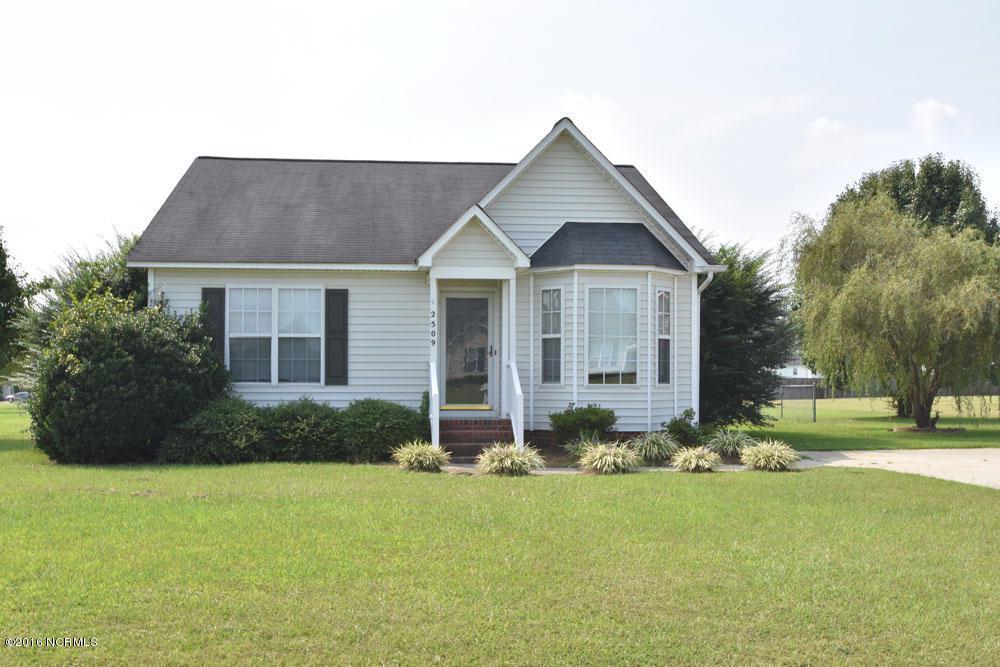 2509 Beaver Creek Road, Greenville, NC 27834 (MLS #100029925) :: Century 21 Sweyer & Associates