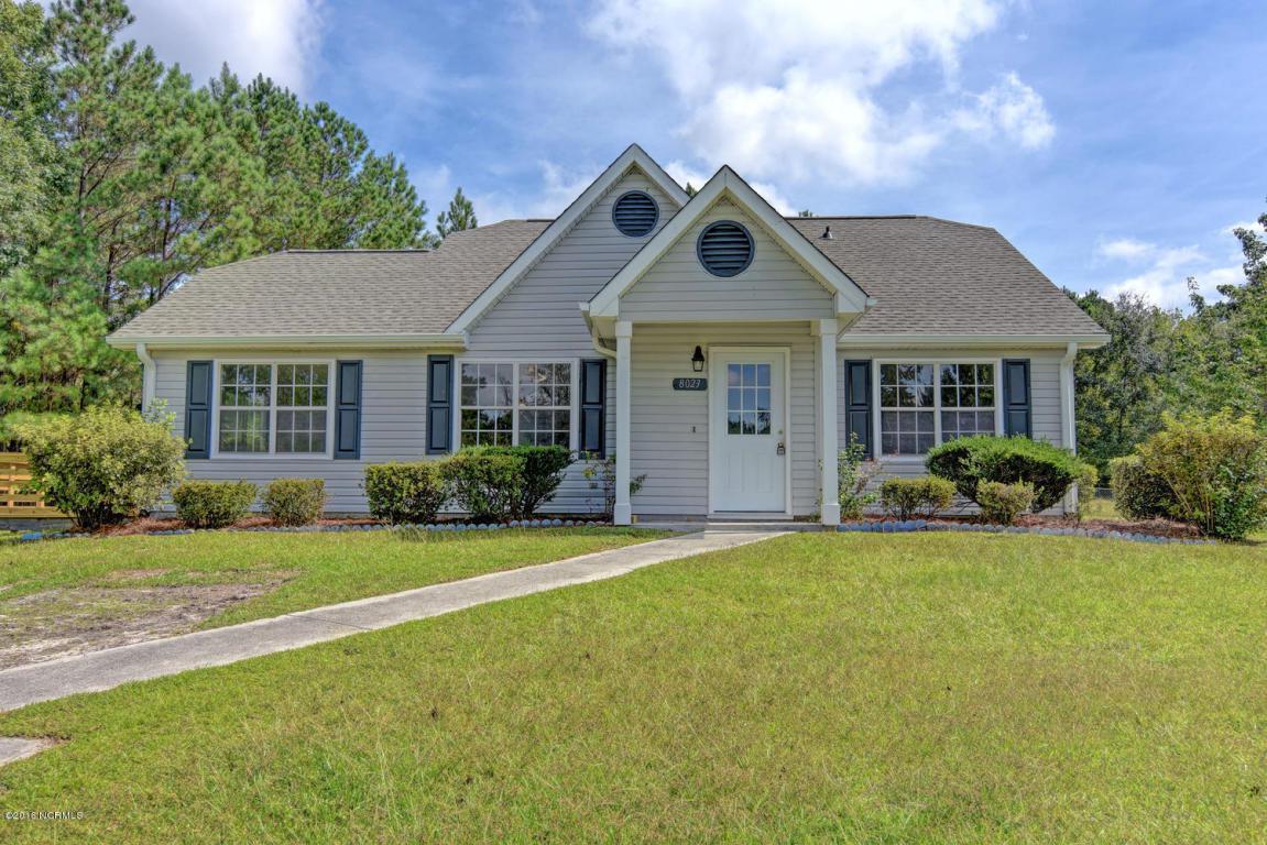 8023 Rachel Wynd NE, Leland, NC 28451 (MLS #100029940) :: Century 21 Sweyer & Associates