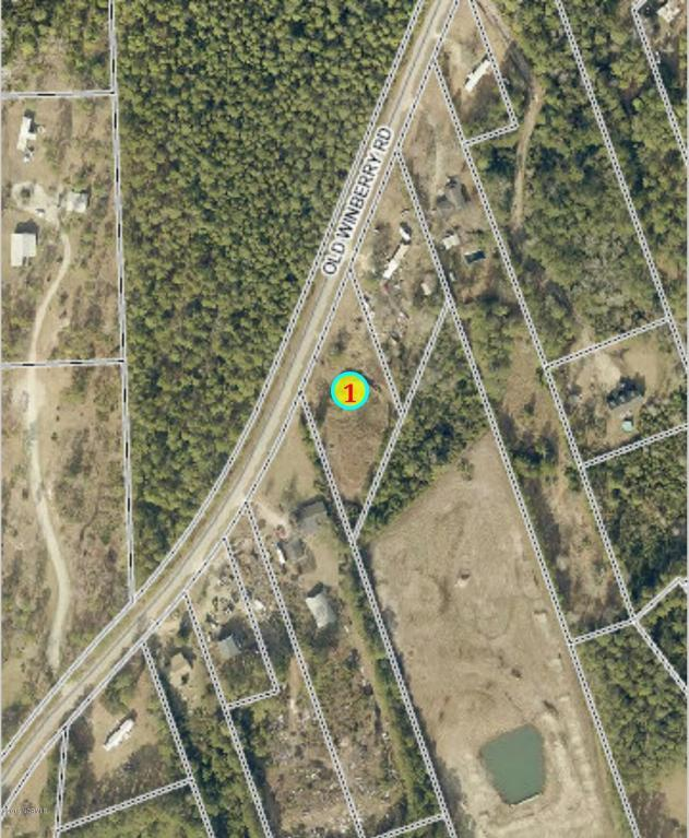 356 Old Winberry Road, Newport, NC 28570 (MLS #100029953) :: Century 21 Sweyer & Associates