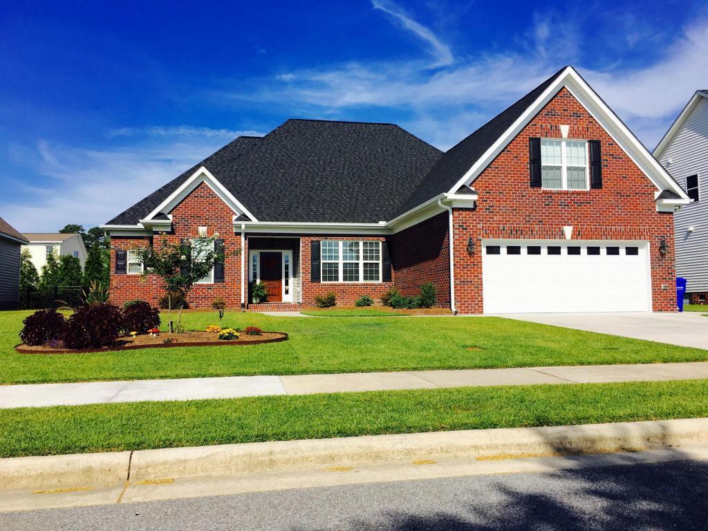 2128 Coleman Drive, Winterville, NC 28590 (MLS #100029980) :: Century 21 Sweyer & Associates