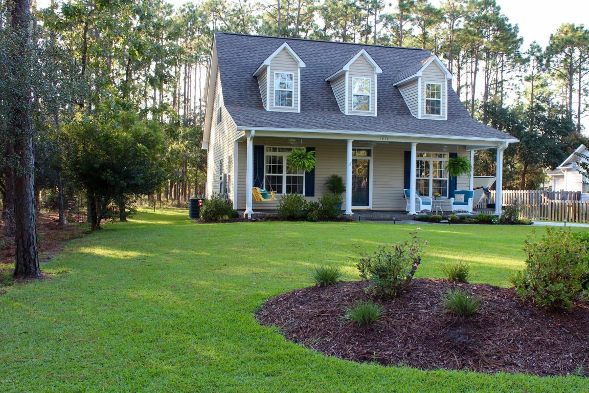 1831 Pinehurst Road, Southport, NC 28461 (MLS #100030053) :: Century 21 Sweyer & Associates