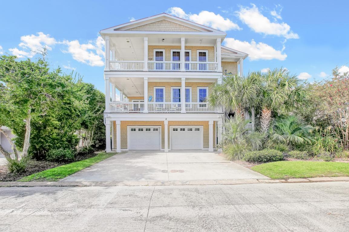 4 Heron Street A, Wrightsville Beach, NC 28480 (MLS #100030073) :: Century 21 Sweyer & Associates