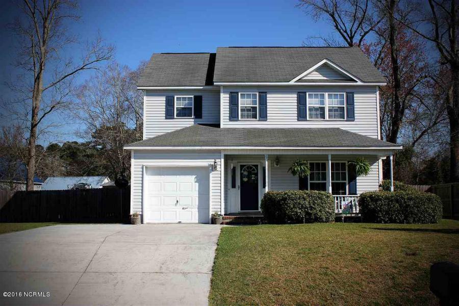89 Pollard Drive, Jacksonville, NC 28540 (MLS #100030083) :: Century 21 Sweyer & Associates