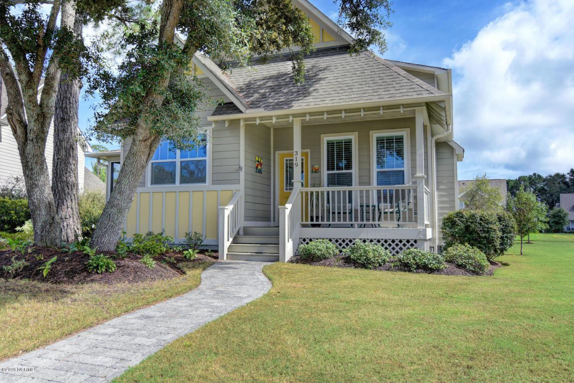 319 Hughes Circle, Wilmington, NC 28411 (MLS #100030232) :: Century 21 Sweyer & Associates