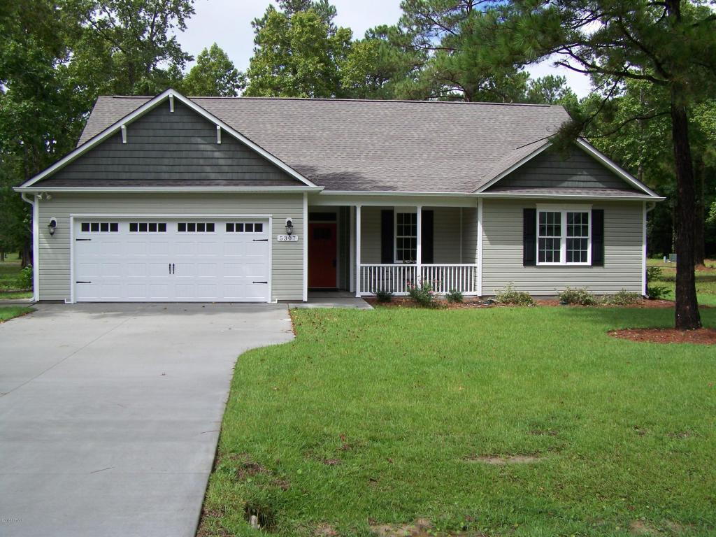 5307 Glennfield Circle SE, Southport, NC 28461 (MLS #100030250) :: Century 21 Sweyer & Associates