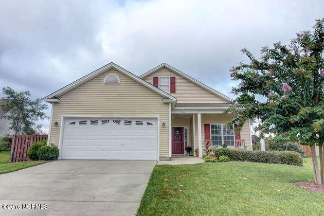 1014 Foxridge Way, Leland, NC 28451 (MLS #100030258) :: Century 21 Sweyer & Associates