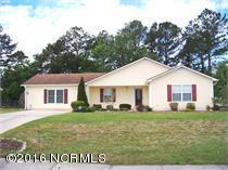 609 Darkwood Drive, Havelock, NC 28532 (MLS #100030347) :: Century 21 Sweyer & Associates