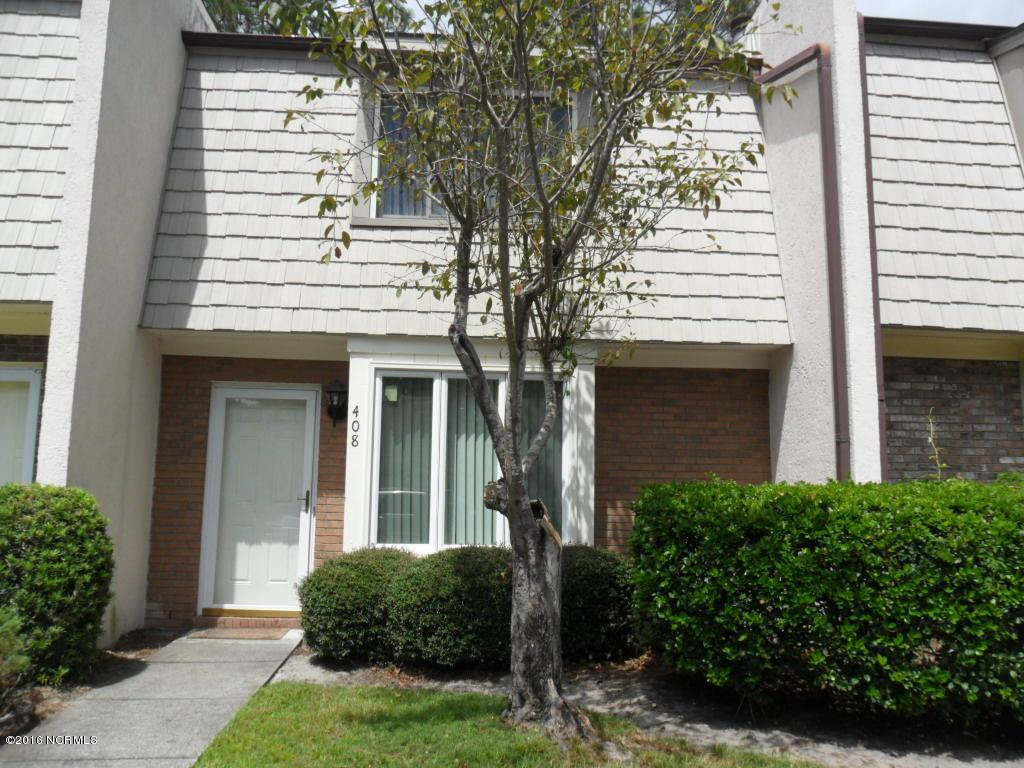 408 Cobblestone Drive, Wilmington, NC 28405 (MLS #100030422) :: Century 21 Sweyer & Associates