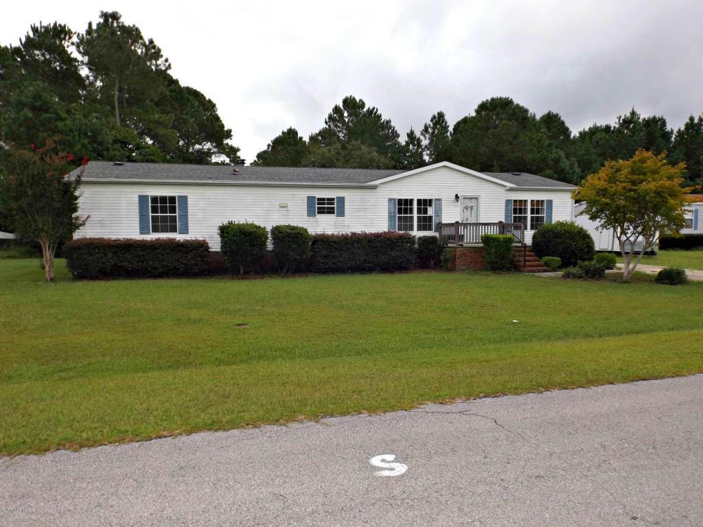 705 Oak Dale Lane, Sneads Ferry, NC 28460 (MLS #100030430) :: Century 21 Sweyer & Associates