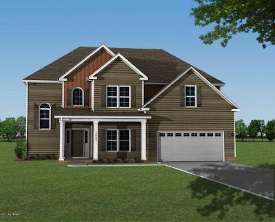 307 Crimson Drive, Winterville, NC 28590 (MLS #100030468) :: Century 21 Sweyer & Associates