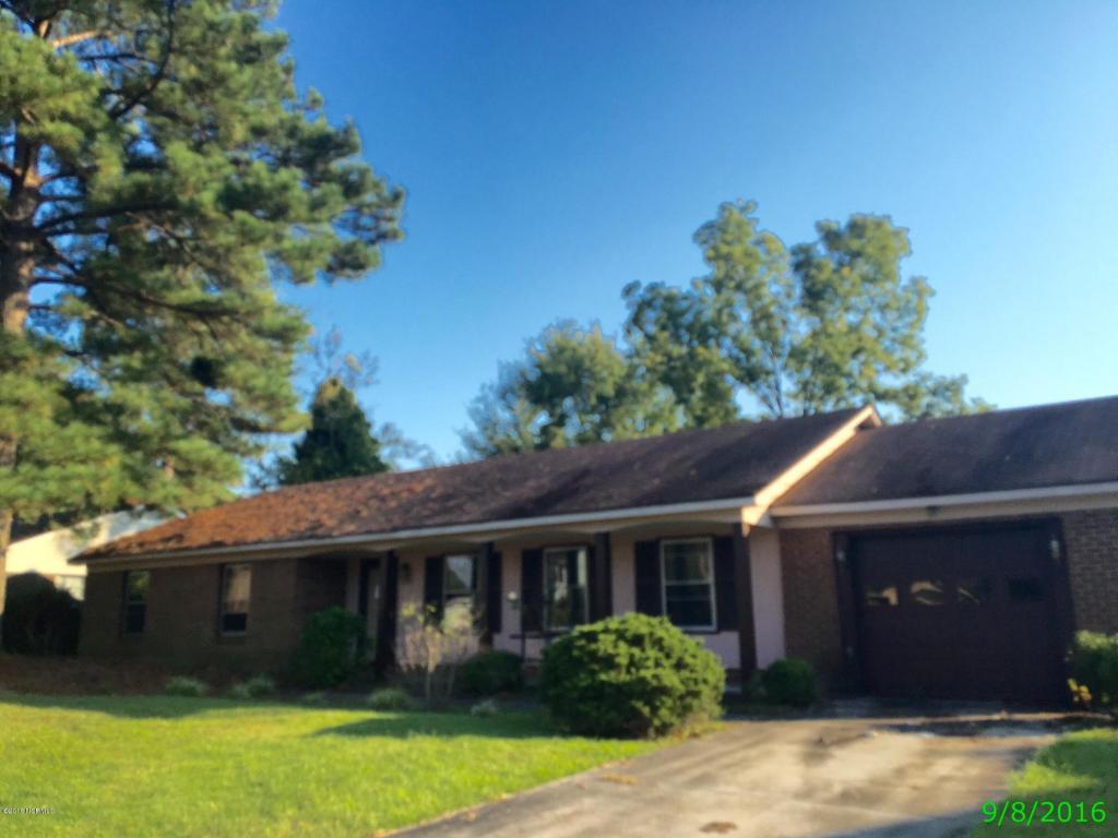 308 Greenbriar Drive, Jacksonville, NC 28546 (MLS #100030496) :: Century 21 Sweyer & Associates