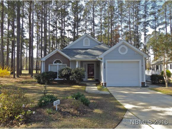 2029 Fairways West, New Bern, NC 28562 (MLS #100030521) :: Century 21 Sweyer & Associates