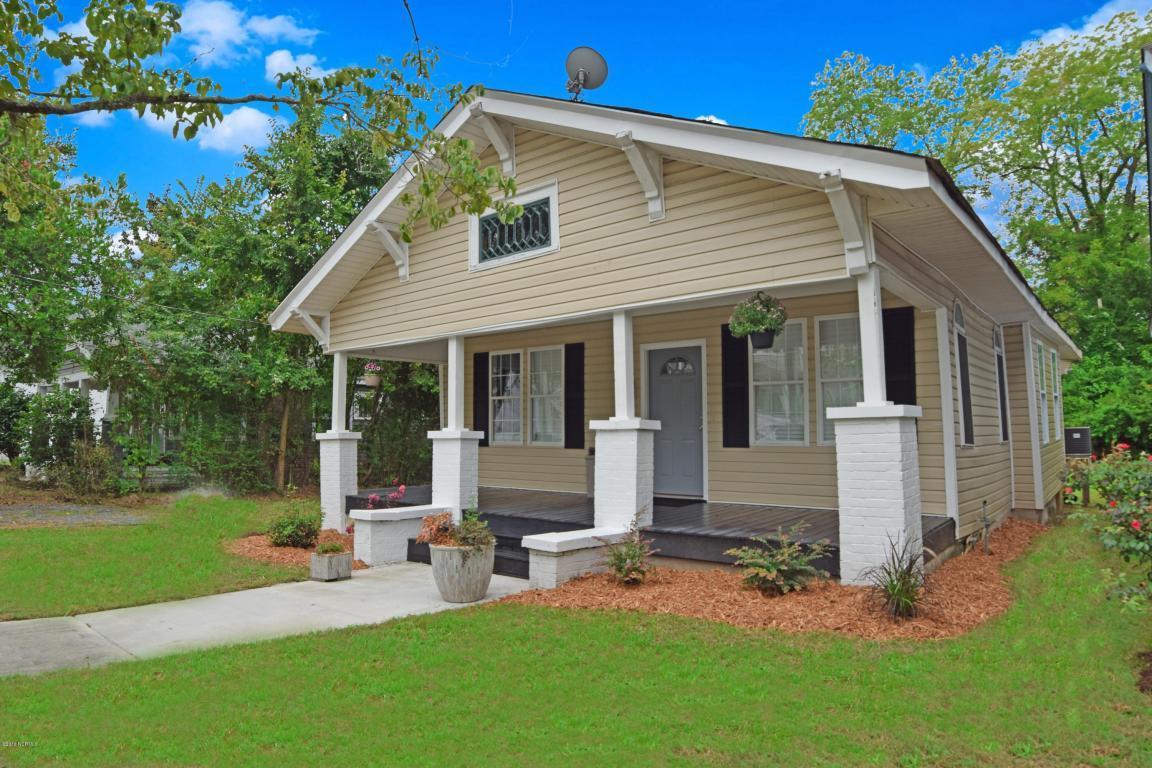 309 N 14th Street, Wilmington, NC 28401 (MLS #100030545) :: Century 21 Sweyer & Associates