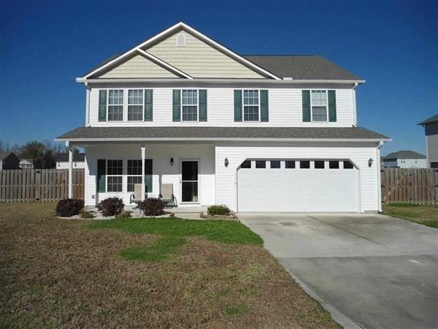 110 Amberwine Circle, Richlands, NC 28574 (MLS #100030573) :: Century 21 Sweyer & Associates
