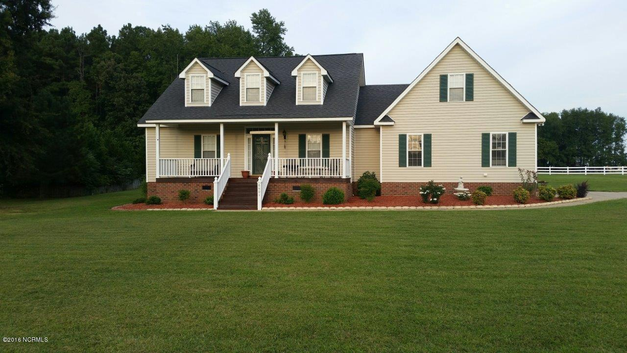 8601 Forest Cove Road, Elm City, NC 27822 (MLS #100030614) :: Century 21 Sweyer & Associates