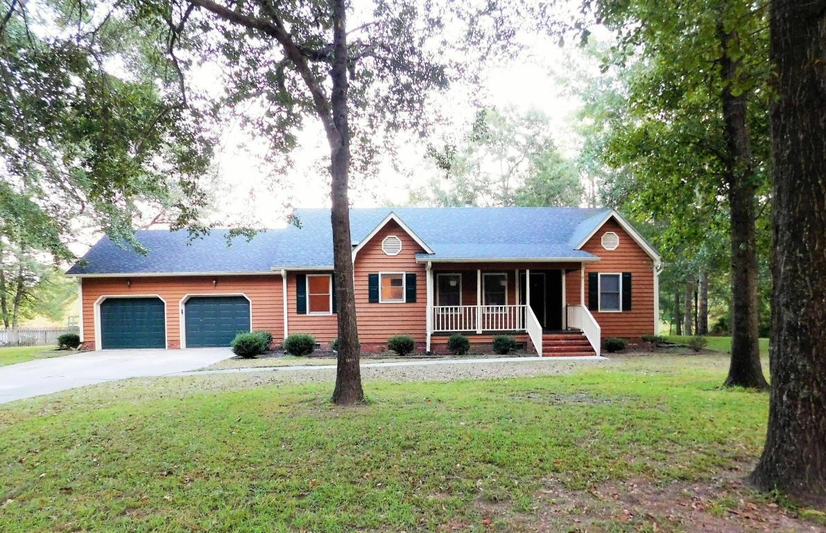 1143 Lakeview Avenue, Richlands, NC 28574 (MLS #100030622) :: Century 21 Sweyer & Associates