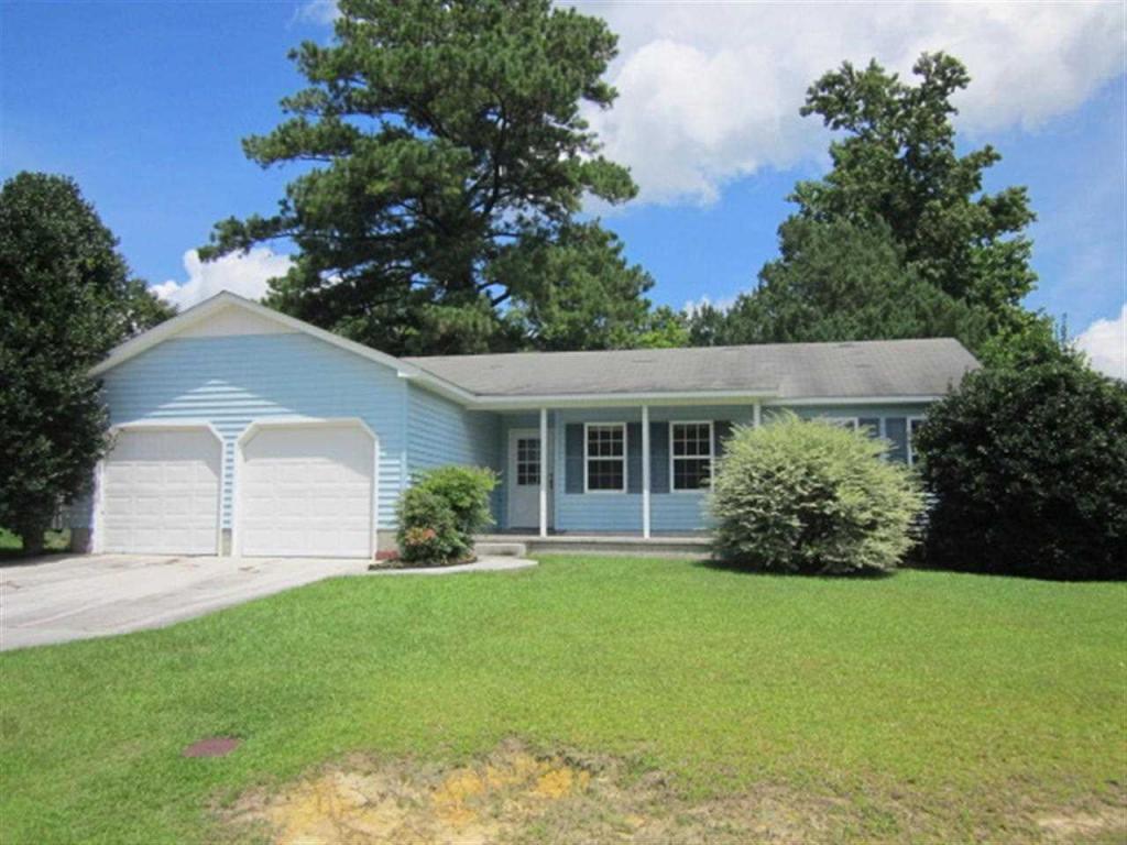 932 Mandarin Trail, Jacksonville, NC 28540 (MLS #100030677) :: Century 21 Sweyer & Associates
