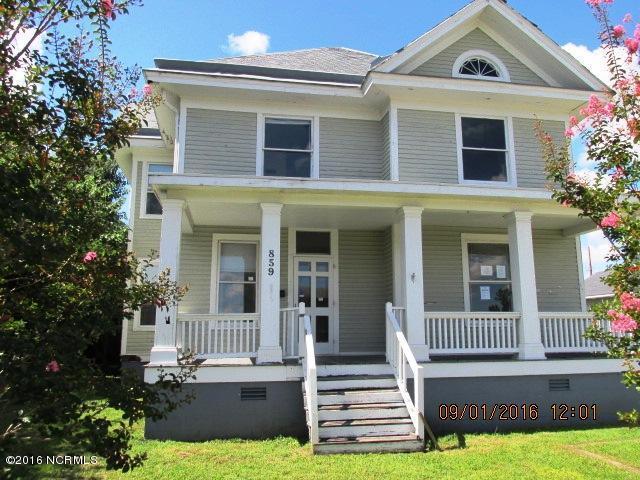 859 Pasteur Street, New Bern, NC 28560 (MLS #100030752) :: Century 21 Sweyer & Associates