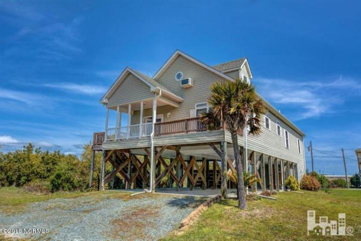 1316 Trout Street, North Topsail Beach, NC 28460 (MLS #100030806) :: Century 21 Sweyer & Associates