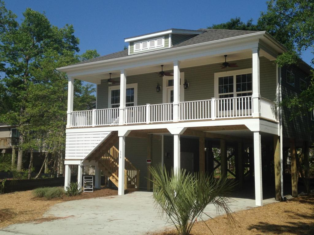 336 NE 50th Street, Oak Island, NC 28465 (MLS #100030825) :: Century 21 Sweyer & Associates