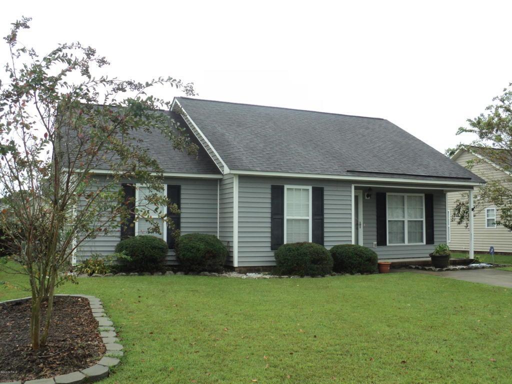3789 Dover Drive, Ayden, NC 28513 (MLS #100030851) :: Century 21 Sweyer & Associates