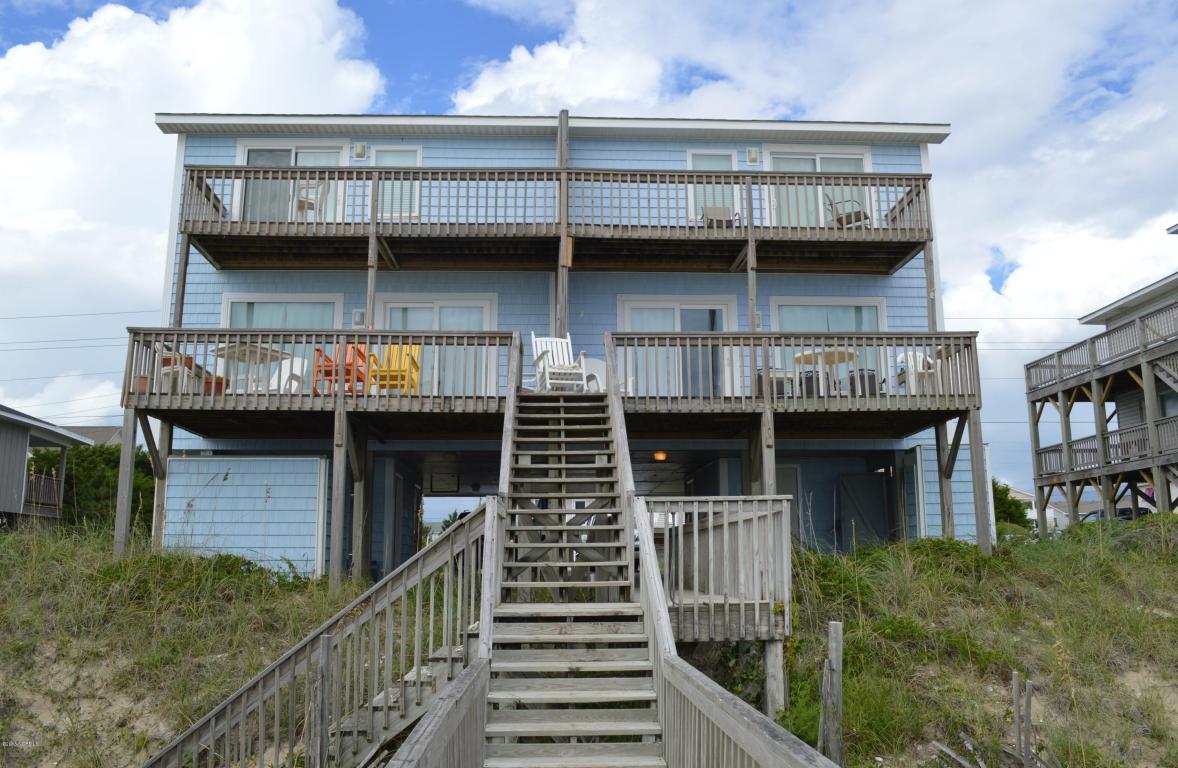 1803 Ocean Drive West, Emerald Isle, NC 28594 (MLS #100030957) :: Century 21 Sweyer & Associates