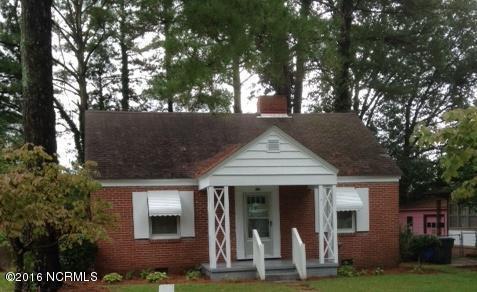 607 Fairfax Avenue, Wilson, NC 27894 (MLS #100031029) :: Century 21 Sweyer & Associates