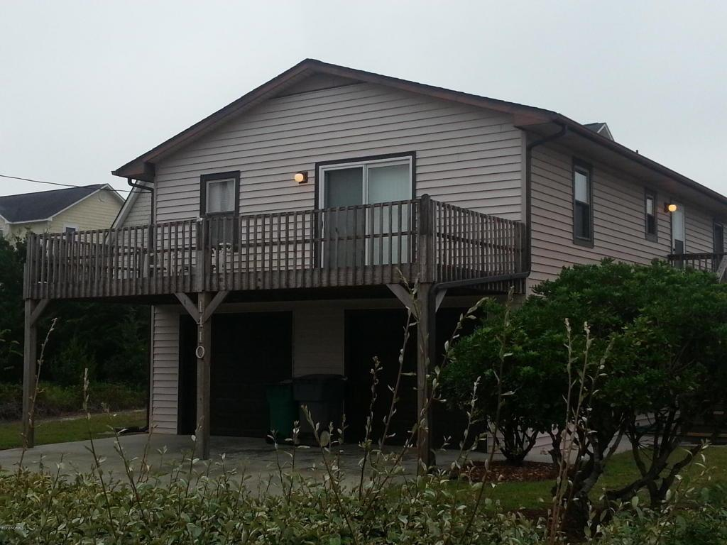 1410 N New River Drive, Surf City, NC 28445 (MLS #100031033) :: Century 21 Sweyer & Associates