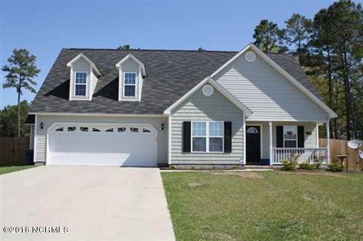 107 Pinyon Court, Jacksonville, NC 28546 (MLS #100031058) :: Century 21 Sweyer & Associates