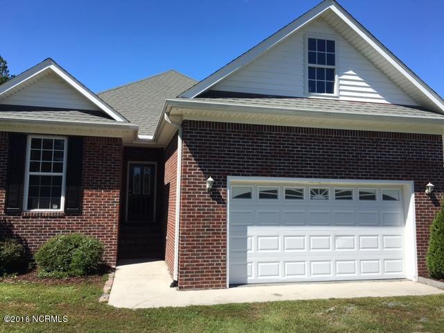 2745 Country Club Drive, Hampstead, NC 28443 (MLS #100031087) :: Century 21 Sweyer & Associates