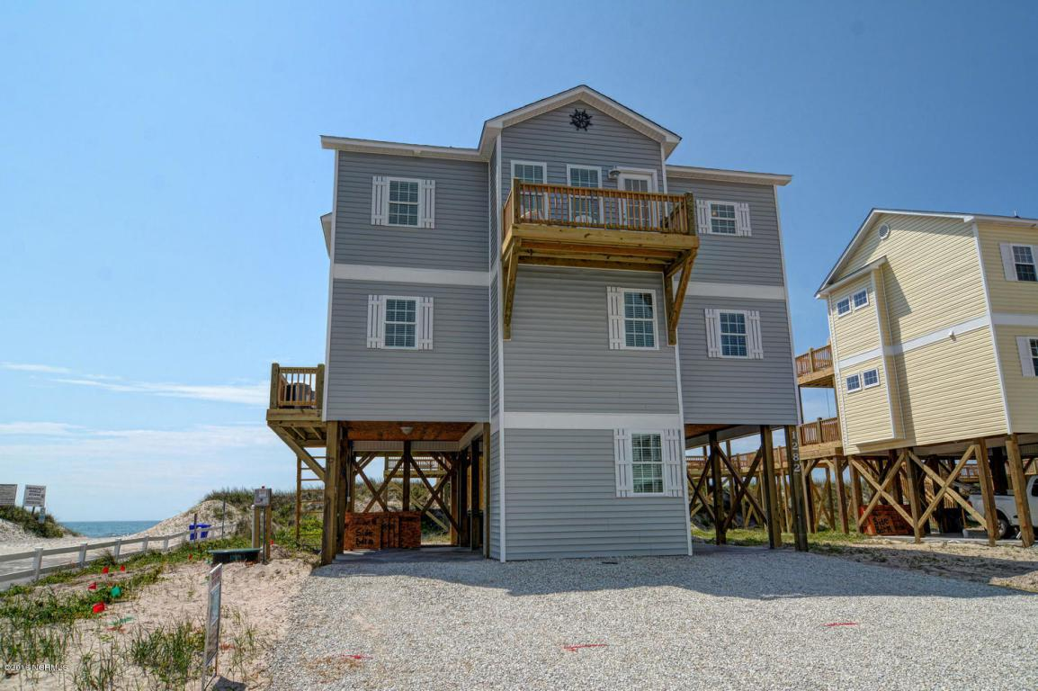 1282 New River Inlet Road, North Topsail Beach, NC 28460 (MLS #100031109) :: Century 21 Sweyer & Associates