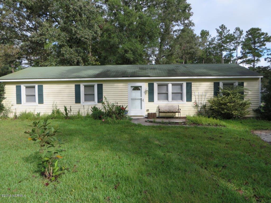 402 Old Pollocksville Road, New Bern, NC 28562 (MLS #100031123) :: Century 21 Sweyer & Associates