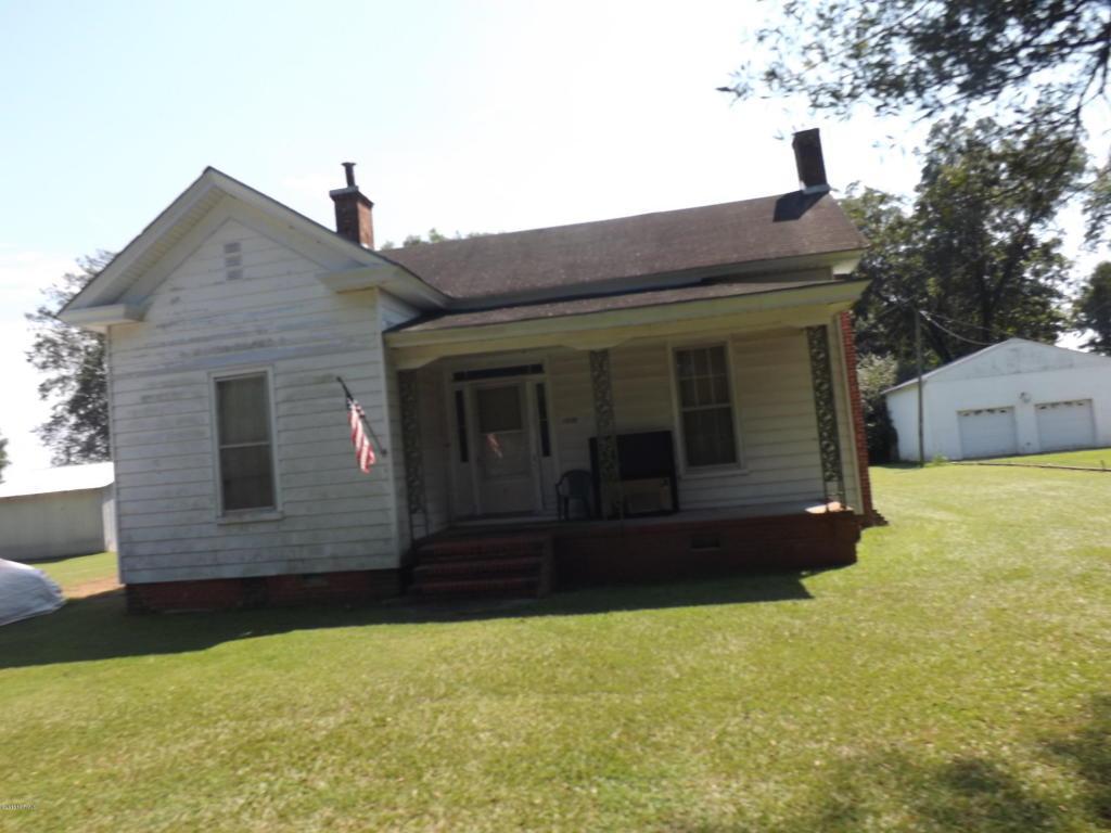 1050 Rawls Street, Parmele, NC 27861 (MLS #100031151) :: Century 21 Sweyer & Associates