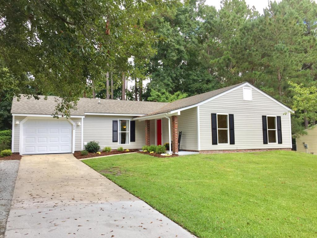 620 Shadowridge Road, Jacksonville, NC 28546 (MLS #100031153) :: Century 21 Sweyer & Associates
