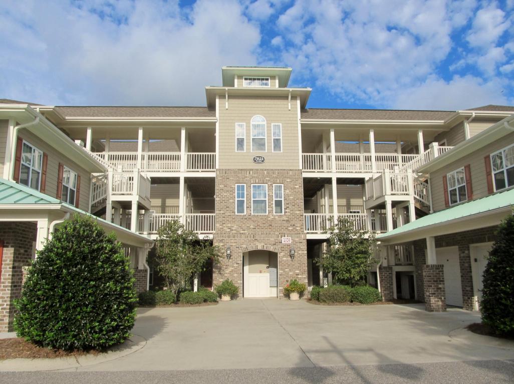 7821 High Market Street SW #8, Sunset Beach, NC 28468 (MLS #100031178) :: Century 21 Sweyer & Associates