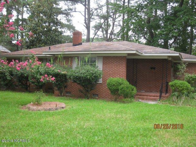 502 Thurston Drive W, Wilson, NC 27893 (MLS #100031186) :: Century 21 Sweyer & Associates