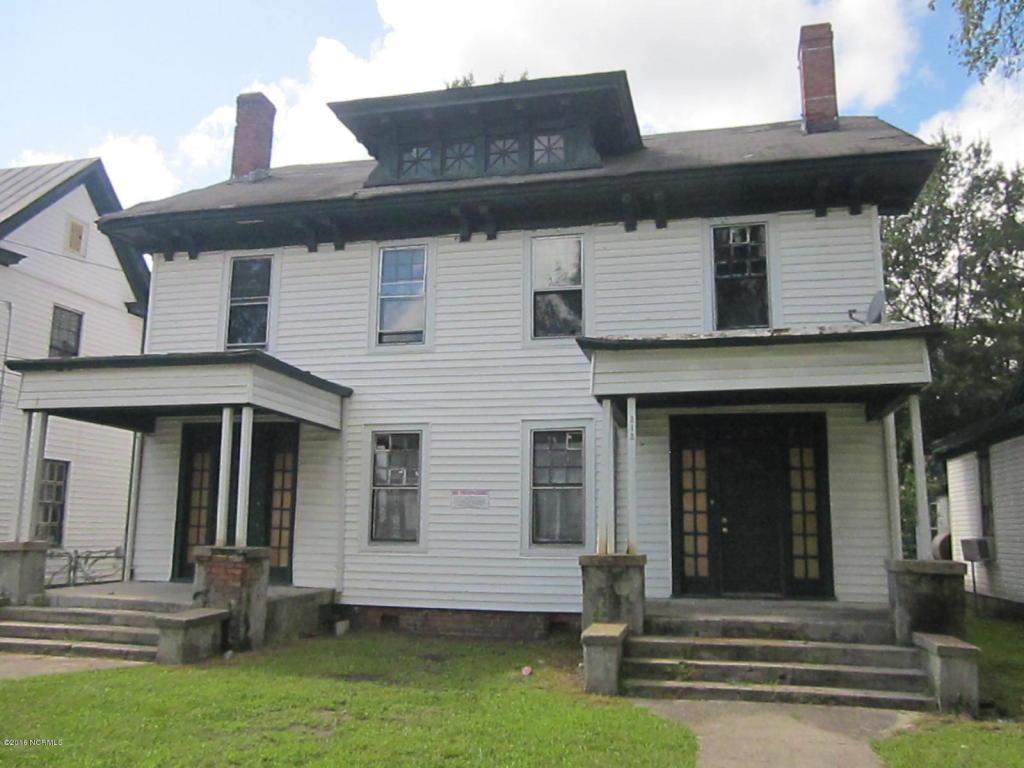 311 N Tarboro Street NE, Wilson, NC 27893 (MLS #100031200) :: Century 21 Sweyer & Associates