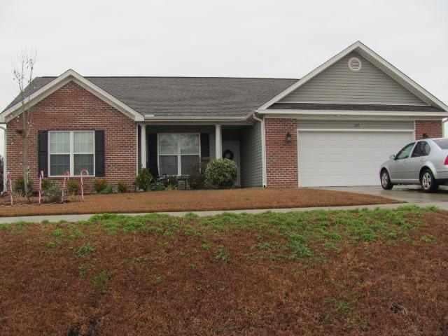 203 Silver Hills Drive, Jacksonville, NC 28546 (MLS #100031224) :: Century 21 Sweyer & Associates