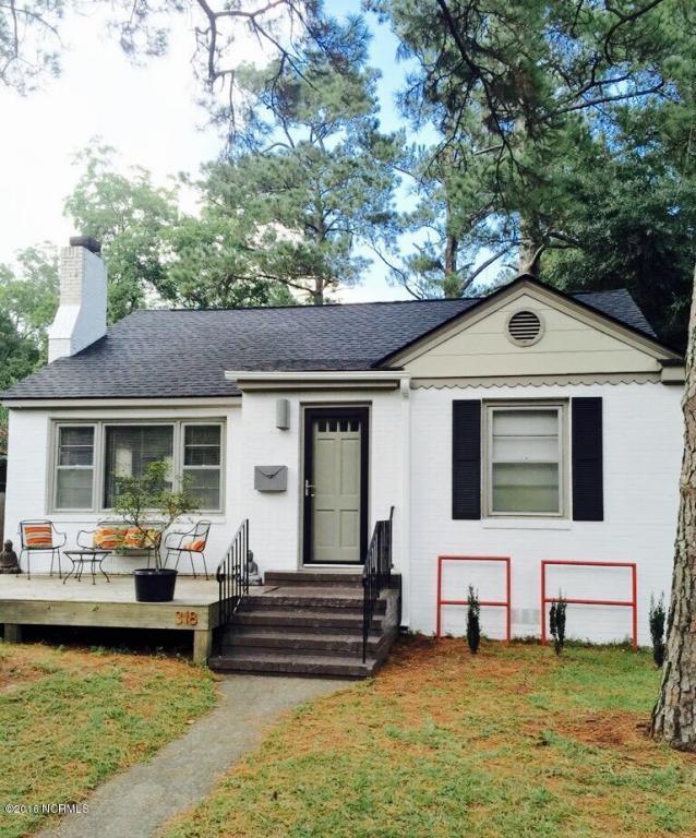 318 N 23rd Street, Wilmington, NC 28405 (MLS #100031259) :: Century 21 Sweyer & Associates